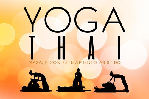 Masaje Yoga Thai